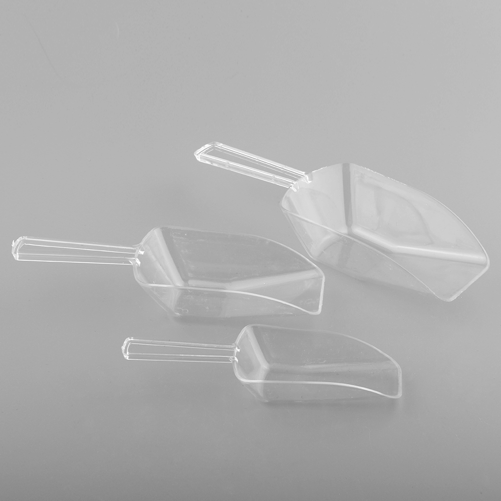 Online buy wholesale colored plastic spoons from china for How big is a plastic spoon