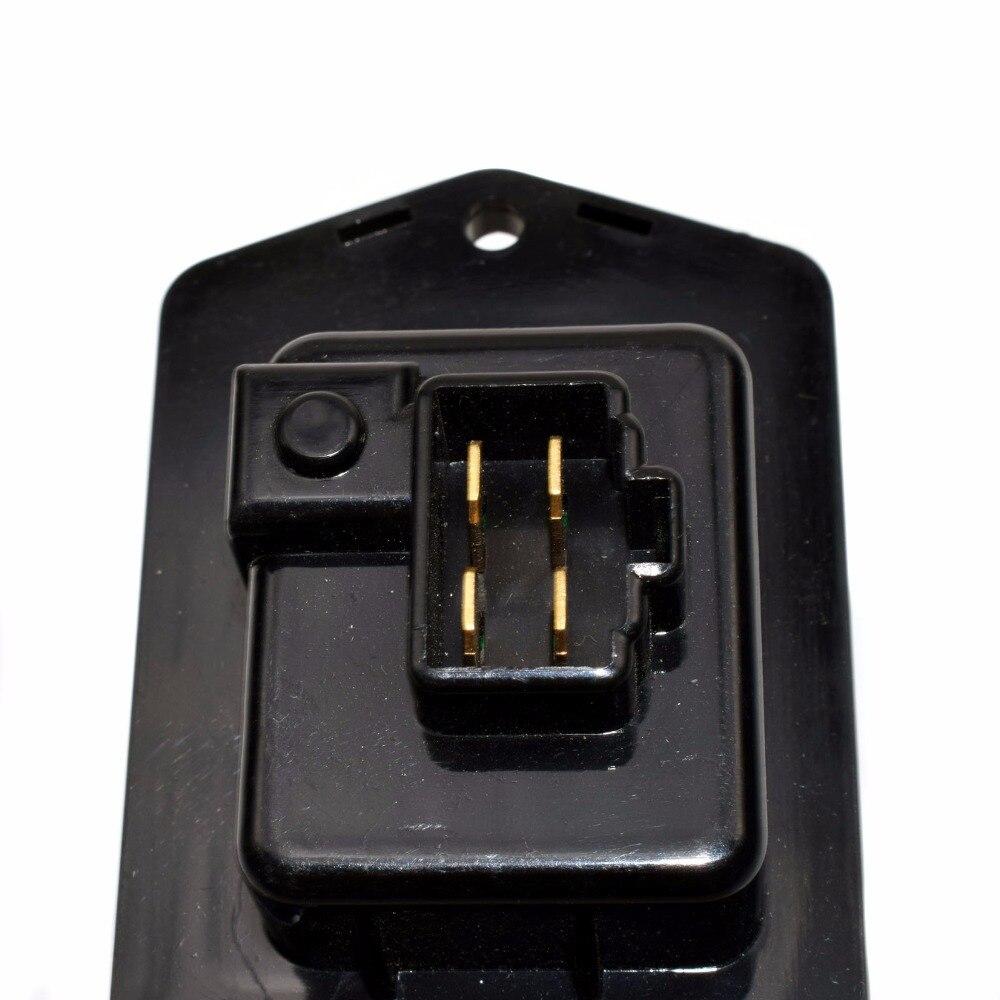 ISANCE для двигателя нагнетателя отопителя резистор 79330-S5A-942 для Honda Civic DX комплект электронных компонентов HX EX LX GX CR-V элемент 2001 2002 2003 2004-2010