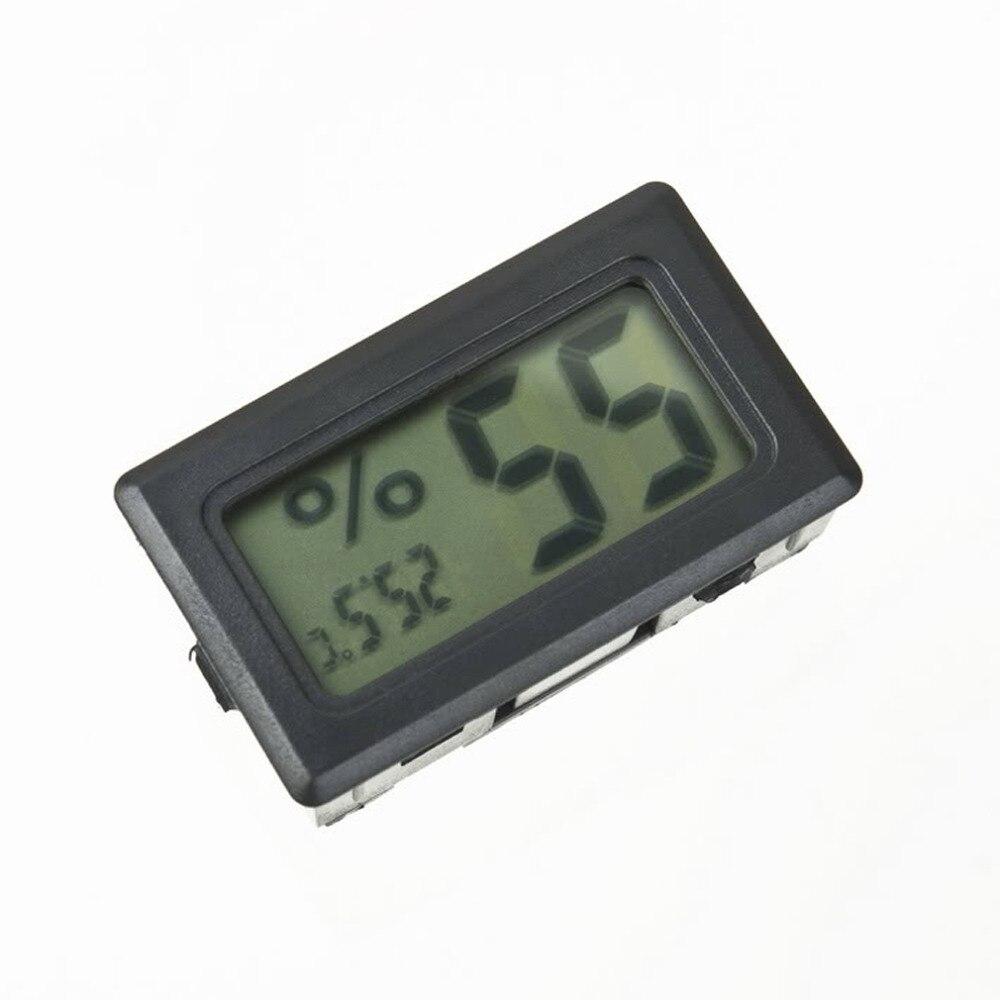 1ks Mini teplotní vlhkoměr LCD digitální teploměr vlhkoměr - Měřicí přístroje - Fotografie 2