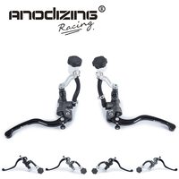 Motorcycle 19X18 Brake Adelin Master Cylinder Hydraulic And 16x18 Clutch Master Cylinder FOR KAWASAKI Z1000 Z800