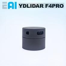 EAI YDLIDAR F4 360 degree laser radar LIDAR laser scanning rangefinder  module sensor 8 m positioning navigation F4 FLASH winder