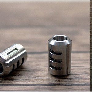 Titanium Alloy TC4 Knife Beads