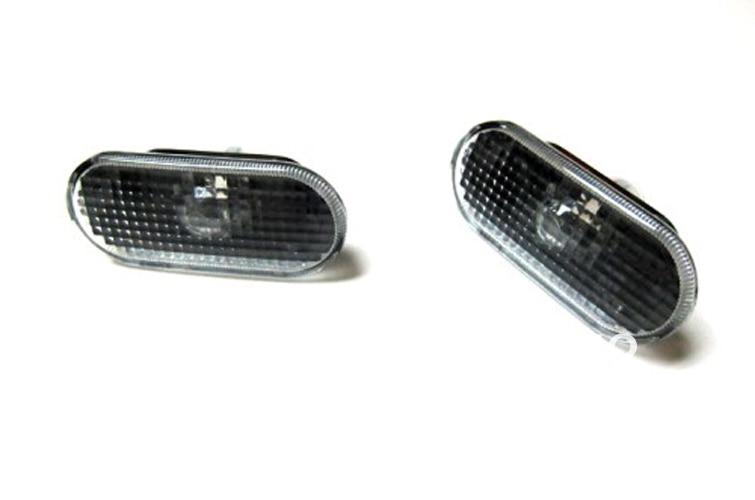 Smoke Side Marker Light Rough Lens For VW Volkswagen Passat B5 / B5.5 wv passat b5 турбину