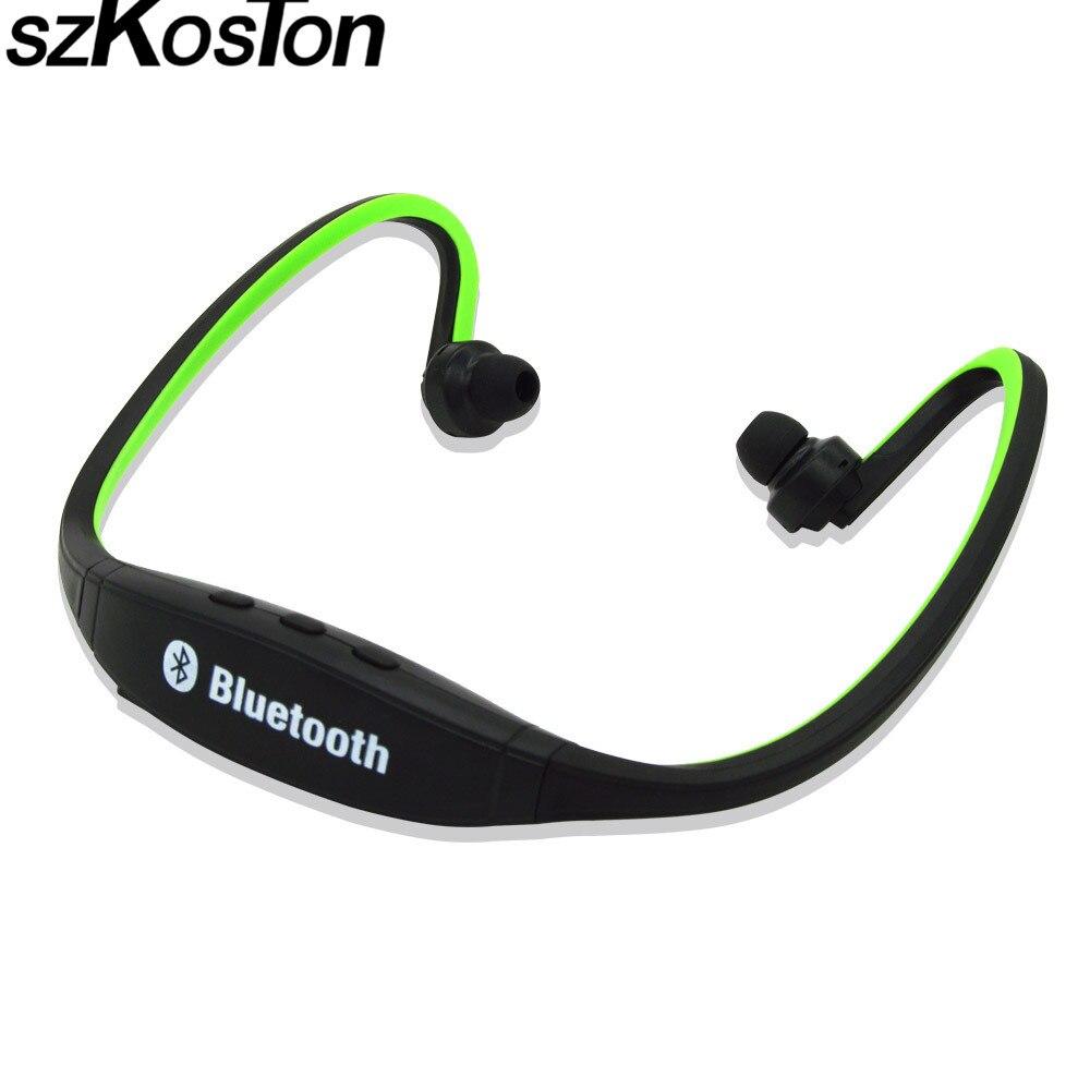 Original S9 Sport casque Sans Fil Bluetooth 4.0 Casque Casque Tous Les Téléphones pour iPhone 4/5/6/6 Plus Samsung Note 1/2