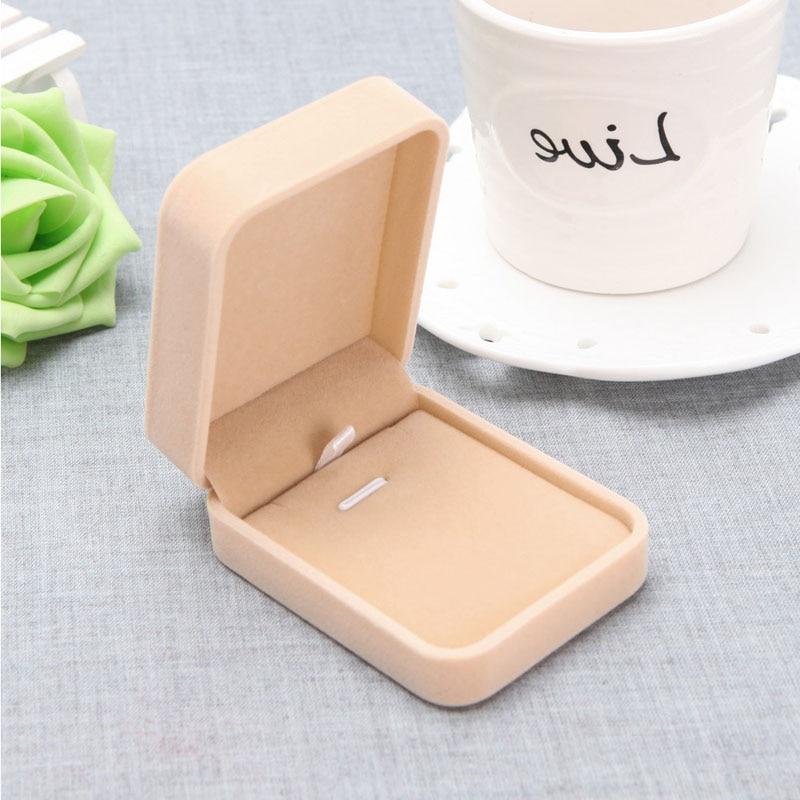 Jewelry Ring Earring Necklace Bracelet Storage Box Organizer Display Case Organizer Women Jewelery Storage Valentines Day Gift