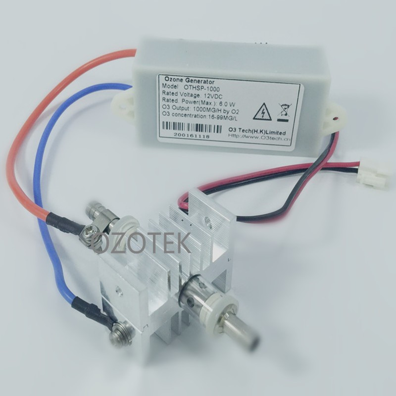 High quality medical ozone therapy model Home air purifier ozone module ,ozone cell Ozone generator parts цена