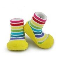 Yüksek Kaliteli Yumuşak Bebek Boys Kız Bebek Ayakkabı Antislipping Yeni Tarzı Ilk Yürüyüşe Çocuklar Ayakkabı