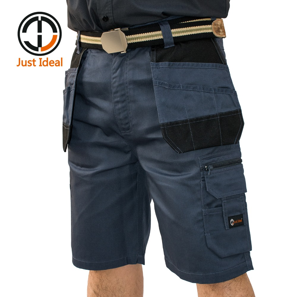 New Tactical Shorts Military Oxford Waterproof Shorts Multi Pocket Shorts Twill Trousers Men Summer Shorts Plus size