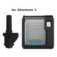 1 pçs kit de montagem do bocal da impressora 3d hotend para flashforge aventureiro 3 acessórios especiais da impressora 3d