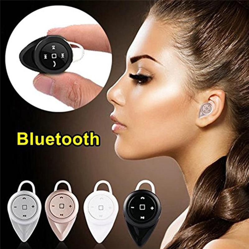 MINI A9 Auriculares Inalámbricos Bluetooth V4.0 Bluetooth Headset Auriculares In