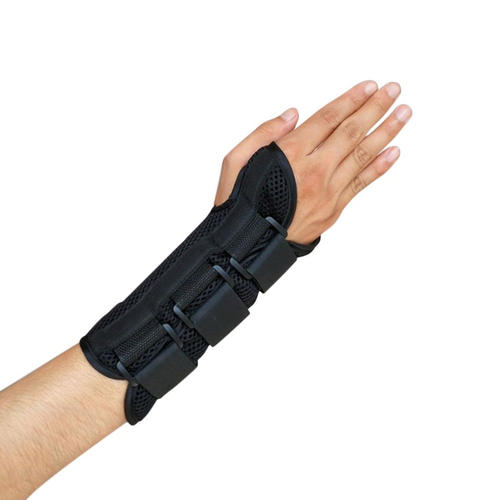 Carpal Tunnel Medical Wrist Joint Support Brace Support Pad Sprain Forearm Splint for Band Strap Protection Safe Wrist Support