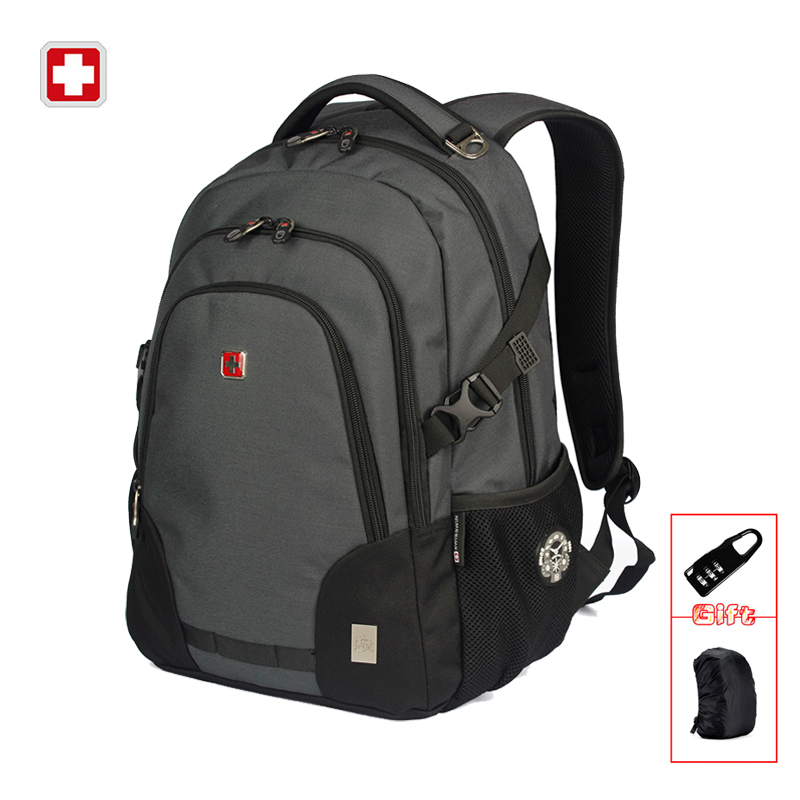 Brand Fashion Business Backpack Male Travel Notebook Backpack 12 13 14 15 Waterproof Laptop Bag Student Bookbag SW6006V dy0606 ladies bag 15inch women backpack suit for 14 15 notebook laptop bag student school bag travel mountaineering bag