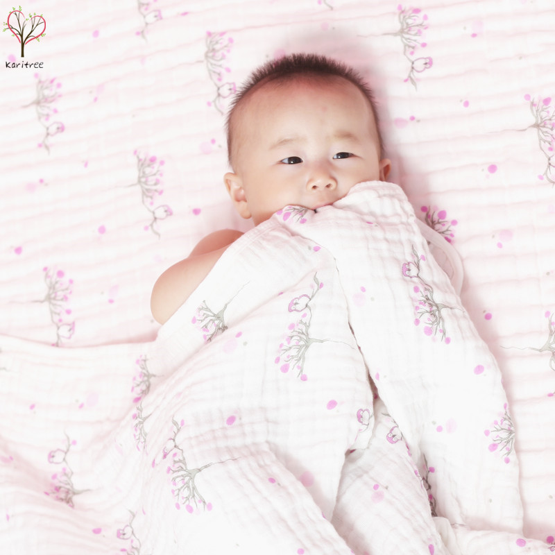100% cotton baby muslin blankets 4 layer Aden Anais Baby/cotton kids Blanket Infant Wrap six color baby wrap blanket туфли shoiberg туфли на каблуке