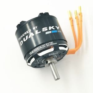 Image 1 - DUALSKY XM6360EA lll Brushless motor 380KV 220KV 190KV Fix Wing Motor for RC Airplane