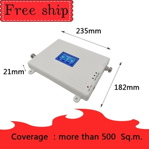 Image 2 - TFX BOOSTER 2g 3g 4g трехдиапазонный усилитель сигнала 70 дБ 23 дБм CDMA WCDMA UMTS LTE сотовый ретранслятор 850/1800 МГц усилитель