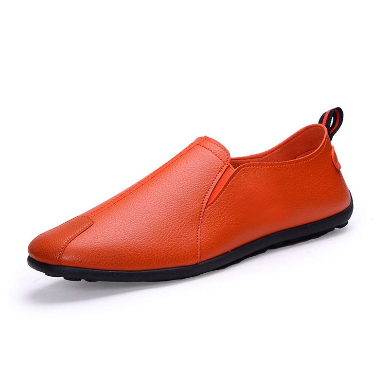 Plus Size  100%  Leather Men Loafers,Comfortable Casual Shoes Men, Fashion Men Shoes Driving High Quality Flat Shoes644 top brand high quality genuine leather casual men shoes cow suede comfortable loafers soft breathable shoes men flats warm