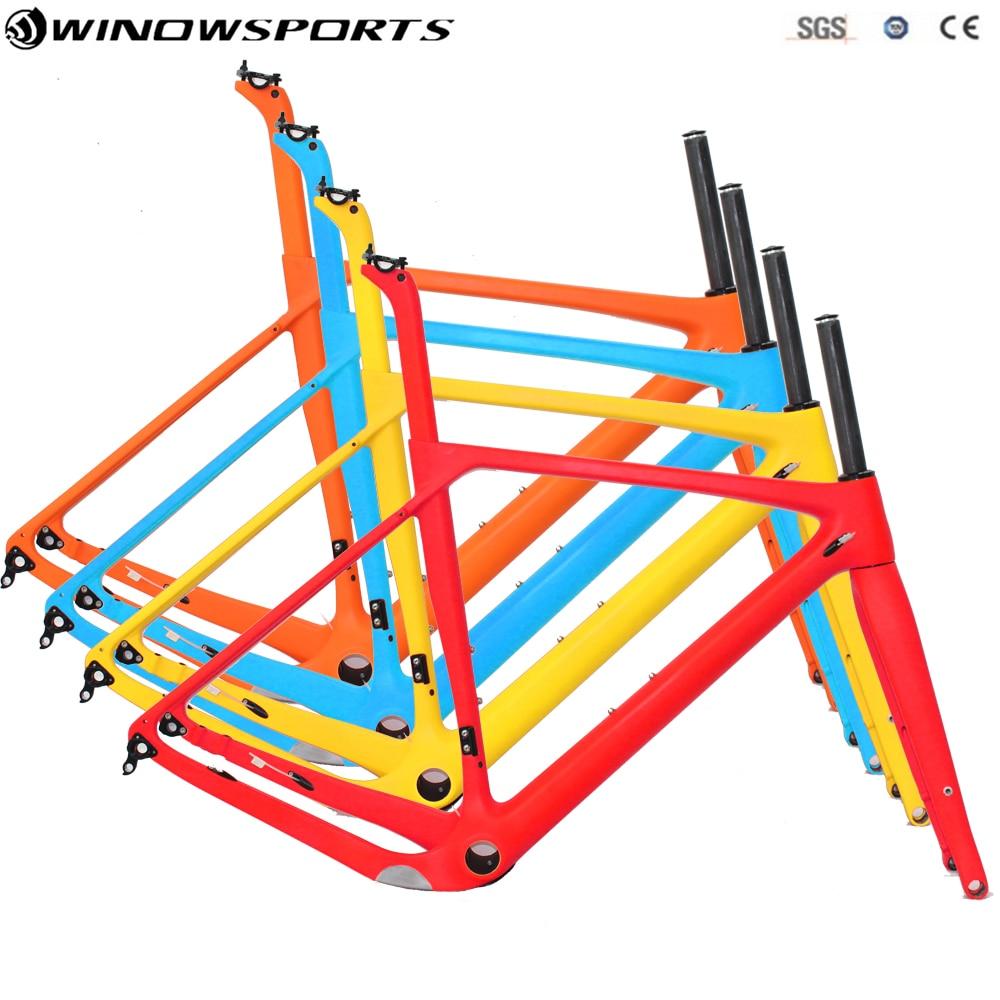 Full Carbon Kies Fahrrad Rahmen 142*12 Carbon Rennrad MTB Kies ...