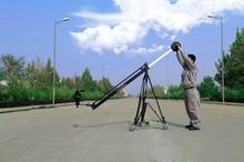 Promotion 3 Meter 10 feet Manual Jib without tripod dolly slide Head Shooting Film Wedding Camera