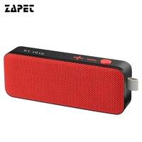ZAPET Bluetooth Altoparlante Portatile Mini Altoparlante Esterno Musica ad Alta fedeltà Altoparlanti Con Radio FM/SD Card per Samrtphone Computer