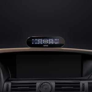Image 3 - 70mai TPMS монитор давления в шинах Bluetooth, автомобильное давление в шинах, Солнечная USB Двойная зарядка, светодиодный дисплей, умная система сигнализации, управление приложением