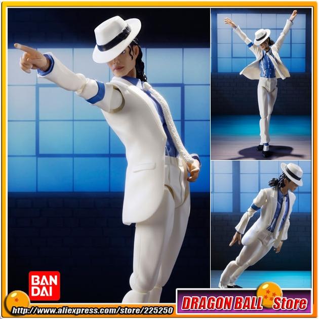 SMOOTH CRIMINAL Original BANDAI Tamashii Nations SHF/ S.H.Figuarts Action Figure - Michael Jackson criminal macabre omni v2