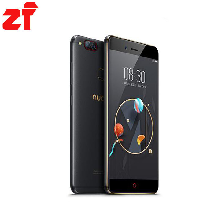 ZTE Nubia Z17 Mini 5.2 Inch Snapdragon 652 MSM8976 Octa Core 4GB RAM 64GB ROM 1920X1080 Dual Rear 13.0MP Mobile Phone