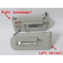 SKTOO accessori per auto con lampada sun visor per Mazda 6 M6 con un make-up occhiali da sole a specchio visiera