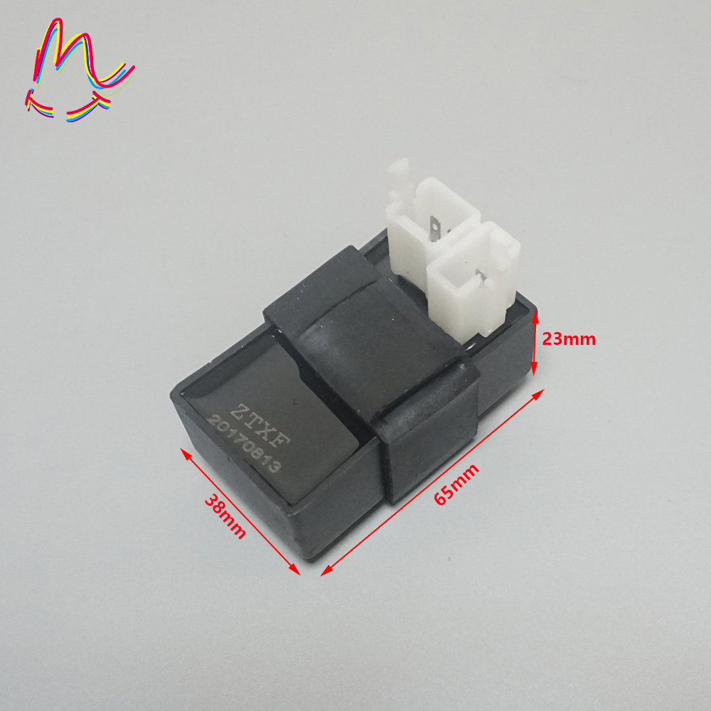 Ignition Coil 6 Pins CDI 5 Wires Voltage Regulator Rectifier Relay ...
