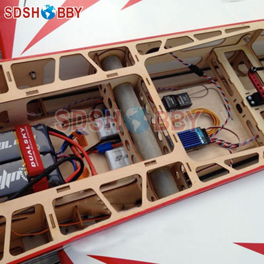 DUALSKY VR Pro Duo di Alta End di Grande Corrente Lineare Regolatore Stabilizzatore di Tensione Adatto per 100CC Motore A Benzina Aereo-in Componenti e accessori da Giocattoli e hobby su  Gruppo 3