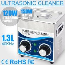 120 вт ультразвуковой очиститель 13л Ванна 0 ~ 30 минут таймер