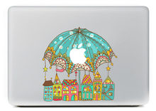 Indah Dreamland Vinyl Decal Sticker untuk DIY Macbook Pro/Udara 11 13 15 Inch Laptop Kasus Cover Sticker(China)