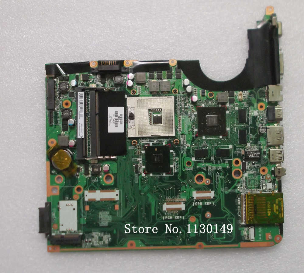 ФОТО 580975-001 Free shipping Laptop motherboard for HP Pavilion DV6 DV6-2000 DA0UP6MB6F0 PM55 DDR3 GT230M