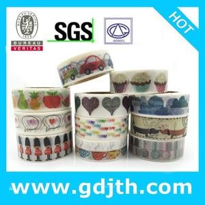 Image 5 - 2298 Patronen diy Masking tape set 30 stks/partij Bloemenprint Deco DIY Sticker/Lijm Japanse tape jiataihe Washi Tape groothandel