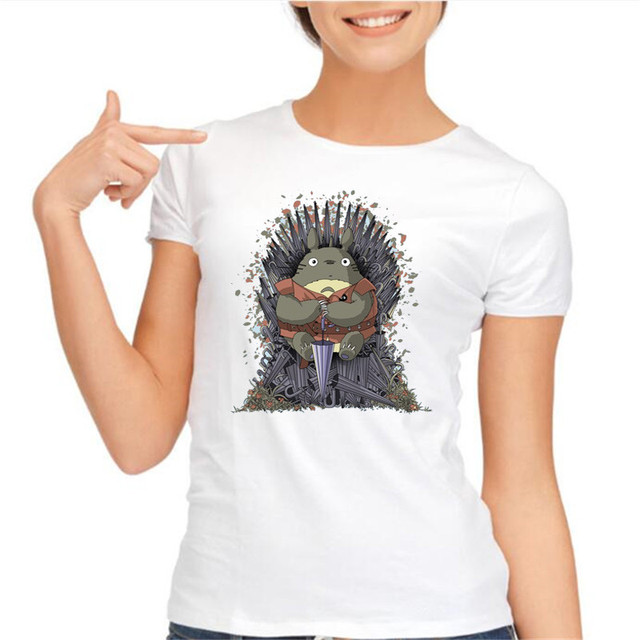 Game of Thrones Casual T-shirt For Women