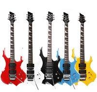المهنية لهب الغيتار الكهربائي باس للمبتدئين الموسيقى عاشق مع حقيبة/يختار/سلسلة/حزام