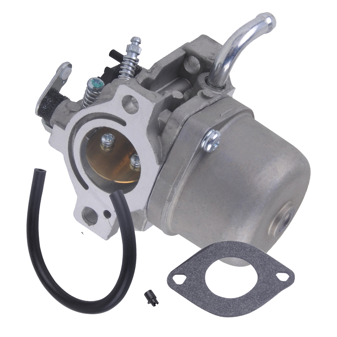LETAOSK Carburetor With Fuel Line And Gasket Fit For Briggs Stratton 590399 796077