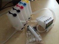 Empty CISS for EPSON STYLUS C120 WORKFORCE 1100 T0691(TO691)-T0694 printer