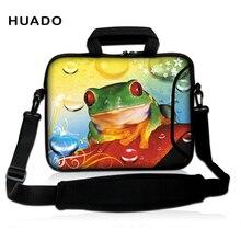 Zipper laptop bag 15.6 Neoprene shoulder waterproof case notebook pouch cases for macbook/xiaomi/hp/lenovo