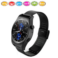 2016 smart uhr x10 smartwatch uhr telefon gps tracker mit mp3 mp4 schlafüberwachung tragbare geräte mtk2502c als gt08 dzo9