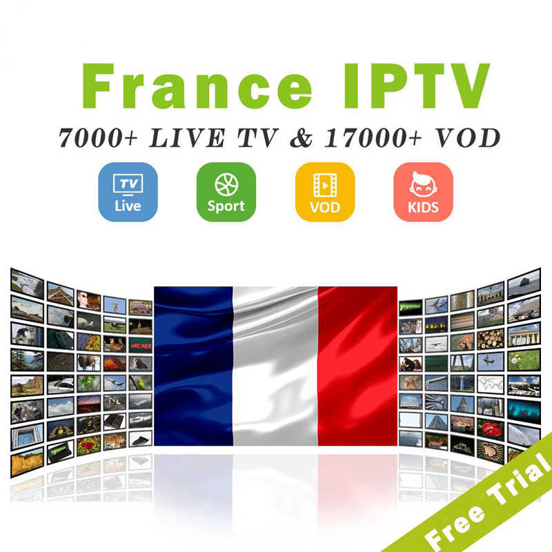 Ip tv Франция IP tv francais с подпиской на каналы 1 год Бельгия Швеция Израиль m3u для Smart tv Enigma2 gotit mag 256 tv IP коробка HTV