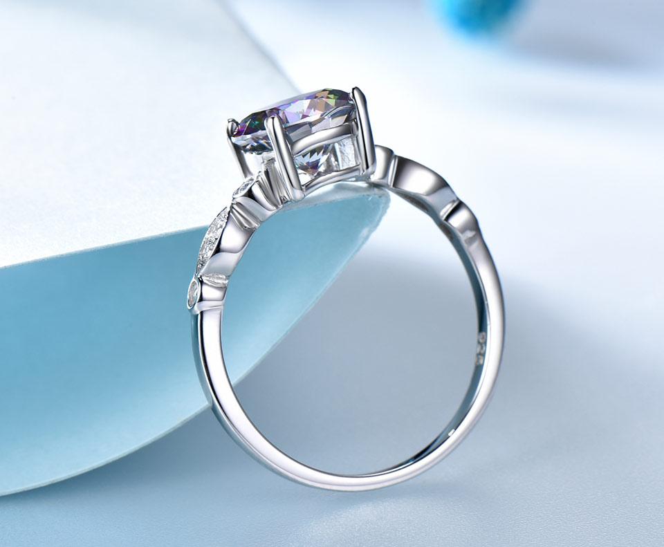 HTB1qI9CfbZnBKNjSZFhq6A.oXXai UMCHO Genuine Rainbow Fire Mystic Topaz Rings for Women Genuine 925 Sterling Silver Trendy for Women Romantic Gift Fine Jewelry