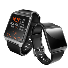 Timethinker W2 IP68 Waterproof Smart Watch Bracelet AGPS Pedometer Bluetooth Smartwatch Blood Pressure Heart Rate Monitoring