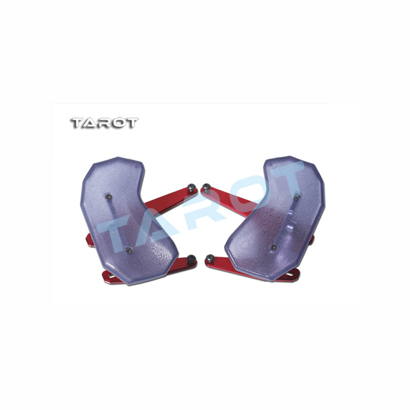 Tarot-rc TL2878 Tarot Transmitter Tray Bracket Plastic Hand-rest Frame for Remote Controller