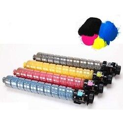 KMCY 4 kolor kompatybilne tonery dla Ricoh Aficio MPC4503 5503 6003 kopiarki kasety z tonerem