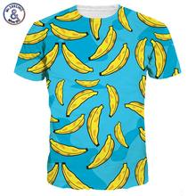 e8dc05d5c 2017 Mr.1991INC New Fashion Men/Women's 3d T-shirt Short Sleeve Print Banana  Summer Tops Tees Quick Dry Tshirts