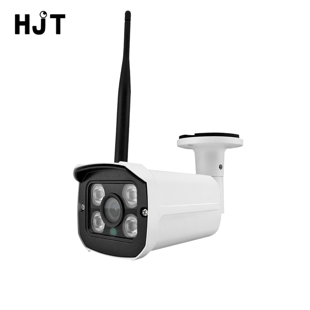 HJT 720P 1.0MP 1080P 2.0MP Wifi IP Camera Wireless Mini HD 4IR Night Vision CCTV Security Monitor Outdoor H.264 Onvif hjt hd wireless ip camera 720p wifi ir night vision cctv outdoor security network p2p h 264 onvif 2 1 camhi surveillance