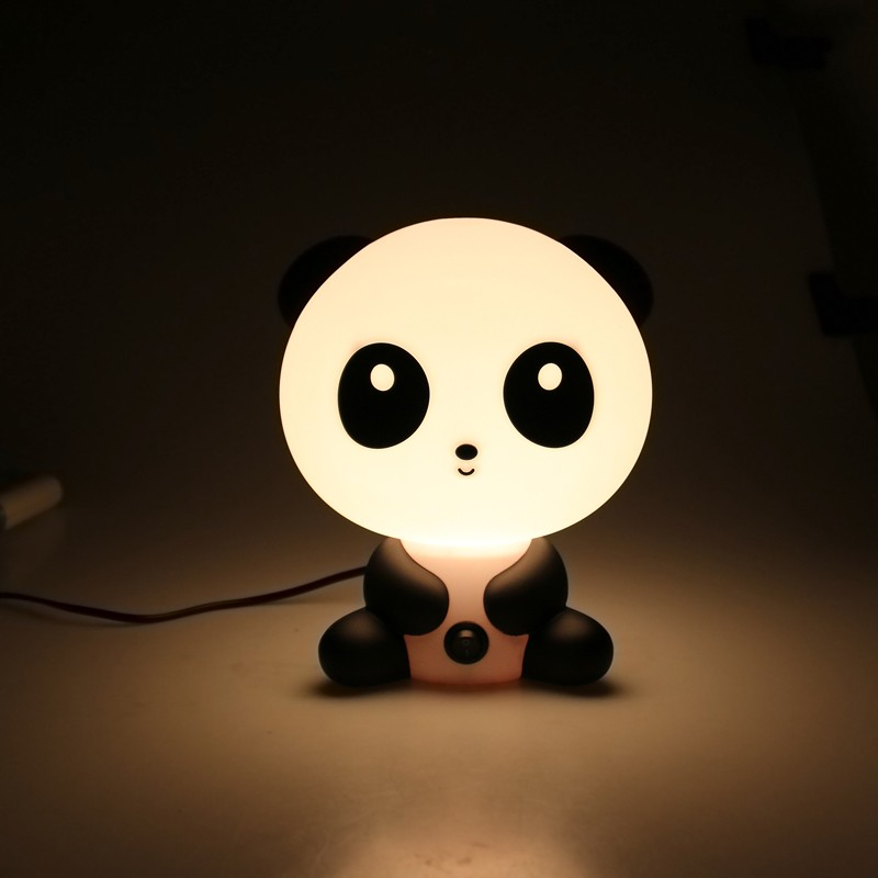 Aliexpress.com : Buy Novelty PVC Plastic Baby Bedroom Lamps Night Light  Cartoon Pets Rabbit Panda Sleep Kids Lamp Bulb Nightlight For Children From  Reliable ...