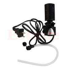 Mini 3-in-1 Aquarium Internal Water Filter Fish Tank Submersible Pump Spray Bar #X109Q#