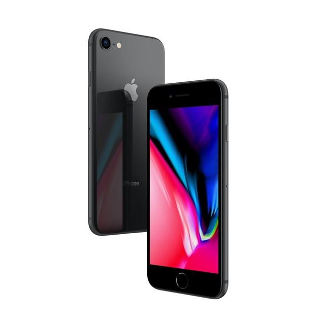Unlocked New Original Apple iPhone 8/8 Plus TouchID 4G LTE iOS  12MP  Camera 4.7/5.5″ Retina HD Display Wireless Smart Phone