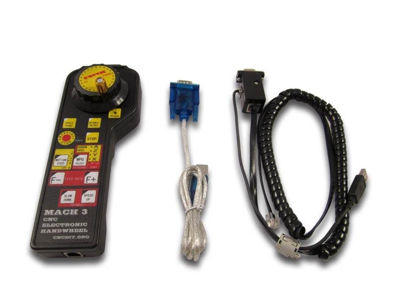 CNC Mach3 USB Electronic Handwheel Manual Controller MODBUS MPG + one linking caple  special offer japan sumtak brand electronic handwheel sentaike fanuc system with electronic handwheel big promotion
